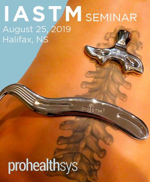 Halifax IASTM Seminars for RMTs