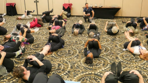 Movement Therapy and Yoga Anatomy