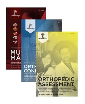 Prohealthsys 3-Pack Textbook Bundle