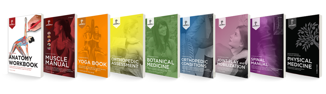 Prohealthsys Textbooks