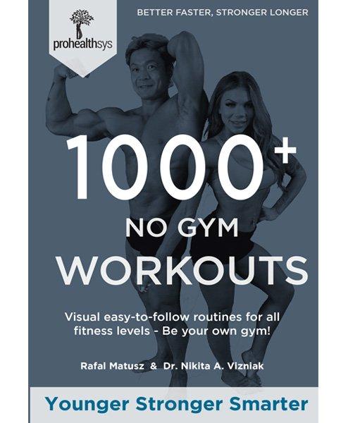1000+ No Gym Workouts Textbook