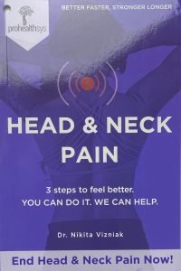 Head & Neck Pain Textbook Front Cover