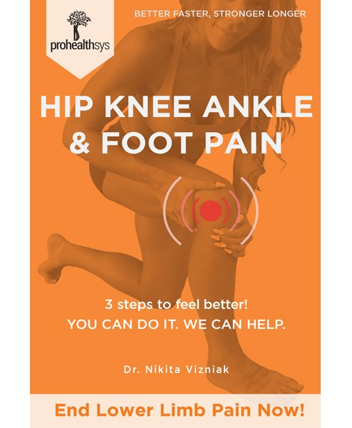 Hip Knee Ankle & Foot Pain Textbook