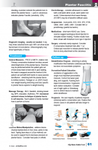 Hip Knee Ankle & Foot Pain Textbook Sample Page