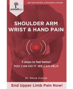 Shoulder Arm Wrist & Hand Pain Textbook