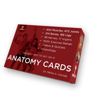 Muscle Manual Anatomy Cards 3rd Edition