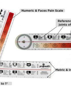 Pain Scale Goniometer