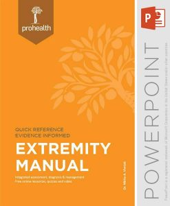 extremity manual powerpoint