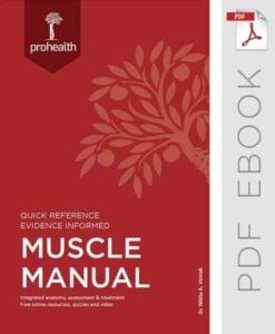 muscle manual ebook