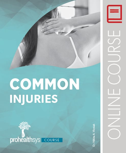 Common Injuries online course
