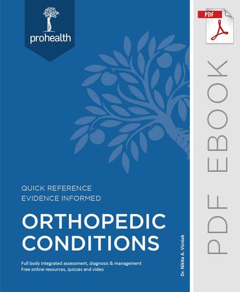 orthopedic conditions ebook download