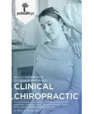 Clinical Chiropractic