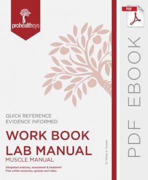 Muscle Manual Workbook Lab Manual