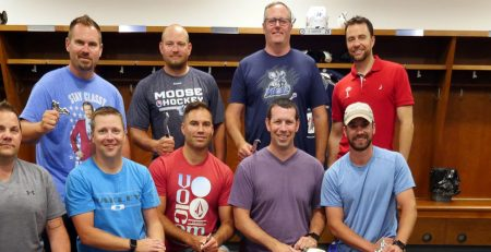 proSTM professional hockey players therapy