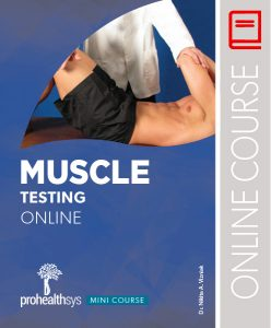 Muscle Testing Online Courses