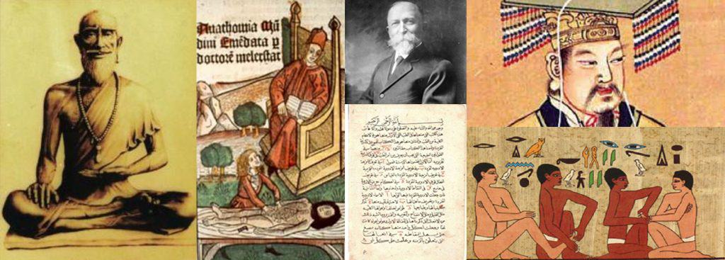 History of Massage Therapy