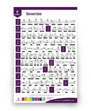 Sexercise Exercise Poster
