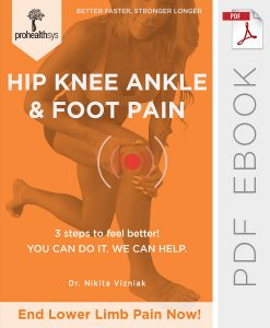Hip Knee Ankle Foot Pain eBook