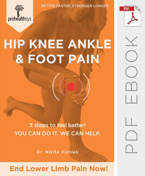 Hip Knee Ankle Foot Pain eBook