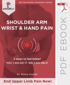 Shoulder Arm Wrist Hand Pain eBook