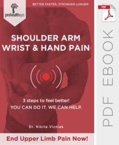Shoulder Arm Wrist Hand Pain eBook