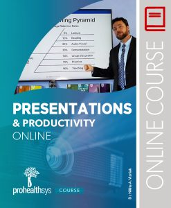 Presentations & Productivity Online Course
