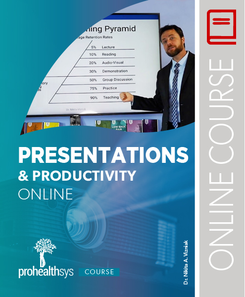 Presentations & Productivity Online Course