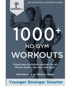1000+ No Gym Workouts Textbook