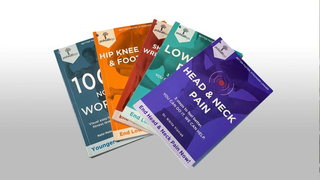 Patient Education Pain Series Handbooks