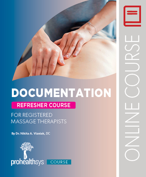 Documentation Refresher Course for RMTs