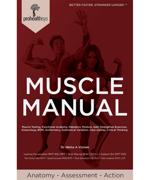 Muscle Manual 5th edition