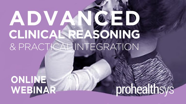 Advanced Clinical Reasoning Seminar
