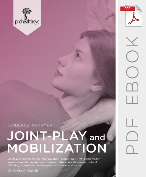 Joint-Play & Mobilization eBook