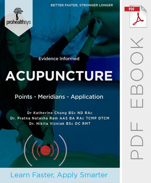 Acupuncture EBook