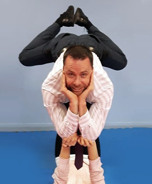 Instructor, Nik Vizniak