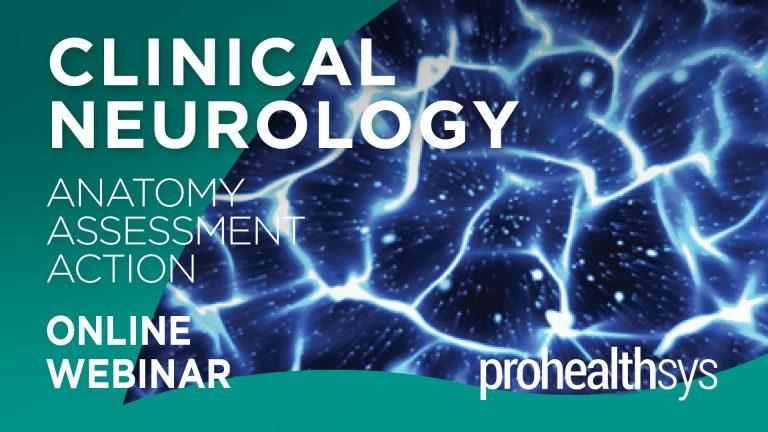 Clinical Neurology Seminar - Online