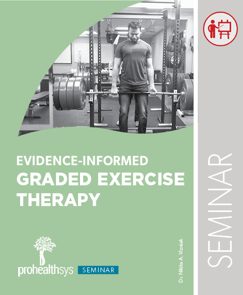 Seminar - Graded Exercise Therapy