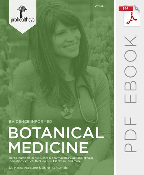 Botanical Medicine eBook