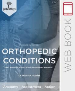 Orthopedic Conditions WebBook