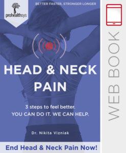 Head and Neck Pain WebBook
