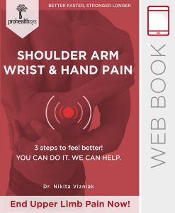 Shoulder Arm Wrist and Hand Pain WebBook