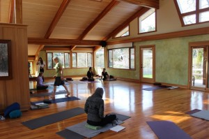 Amazing space for our yoga classes and sessions